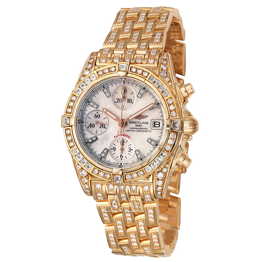 Breitling H1335873-A667-377U Men's Limited Edition Chronograph Chronometer Automatic Watch