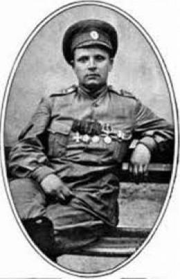 Yashka or Maria Botchkareva