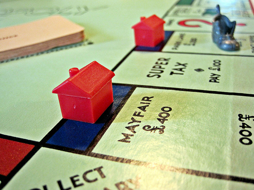 You think Monopoly is just a game?
