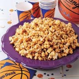 Caramel corn is great for parties, events and holidays!