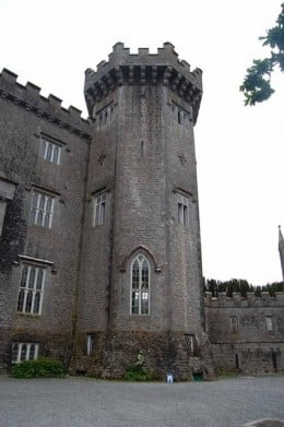 Charleville Castle, Tullamore, Co Offaly Charleville Estate is located on the edge of the town. One of Ireland's most splendid Gothic buildings, Charleville Castle, stands in this beautiful parkland which contains the King Oak, one of the biggest and