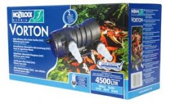 Hozelock Vorton 4500 UV Clarifier product review.