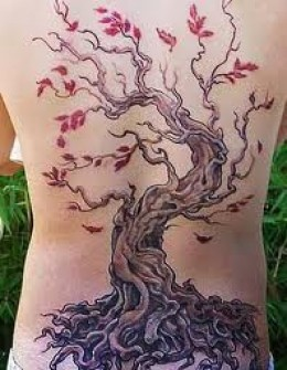 Family Tree Tattoo Designs