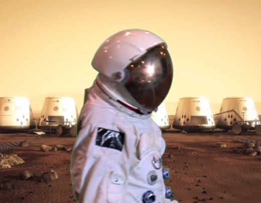 Heavy gear may prevent children from absorbing adequate sunlight on Mars.