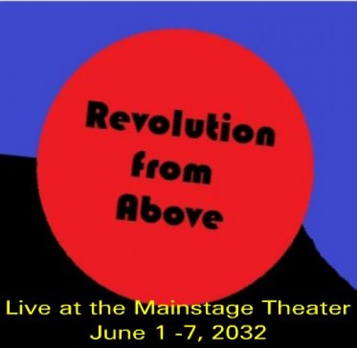 "In the sold-out  ""Revolution from Above"" the UW-Milwaukee theater conveys Martian colonists' passion for equal rights."