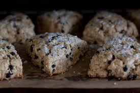 delicious raw vegan oat scones