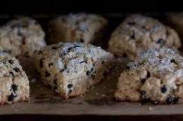 delicious raw vegan oat scones
