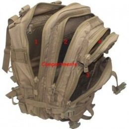 Molle Assault Pack Backpack