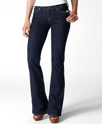 Levi's Modern Demi Curve Flare Jeans