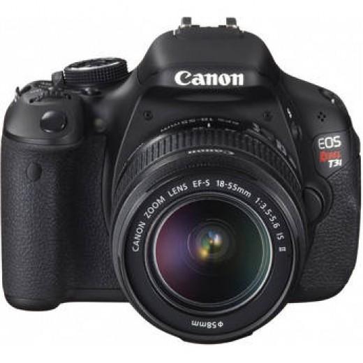 Youtuber videographer's dream: Canon T3i