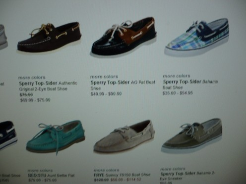 Boat shoes for women at Endless. Variety!