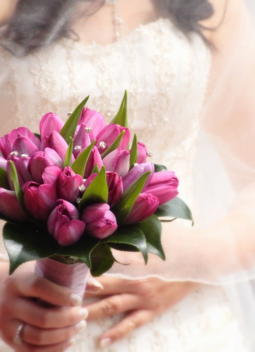 Wedding flower arrangements are an important part of any wedding day.