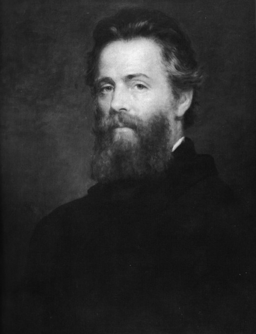 Herman Melville (1819-1891)  Moby Dick was not very popular when it was first published,something that may have contributed to Melville giving up writing as a profession