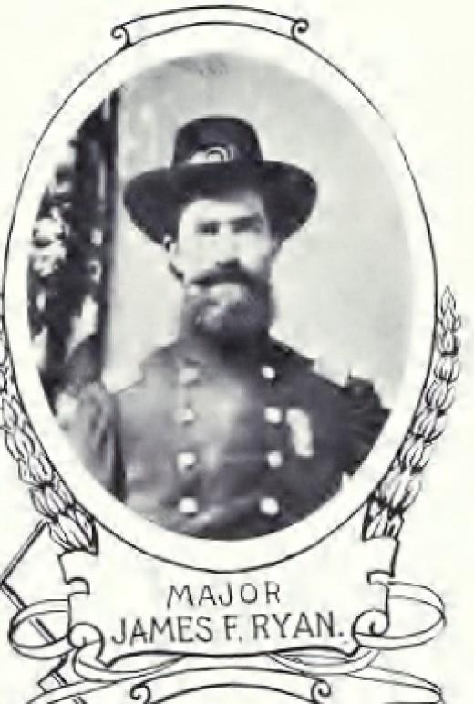 Major Ryan, former captain of Company I