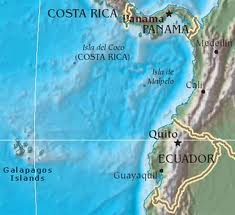 Panama Canal to the Galapagos Islands