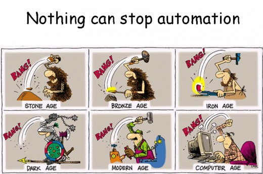 Nothing Can Stop Automation