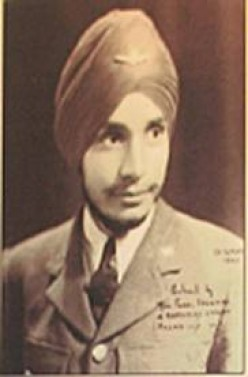 Remembering Squadron Leader MS Pujji, a Sikh who joined the RAF and Fought in WW II