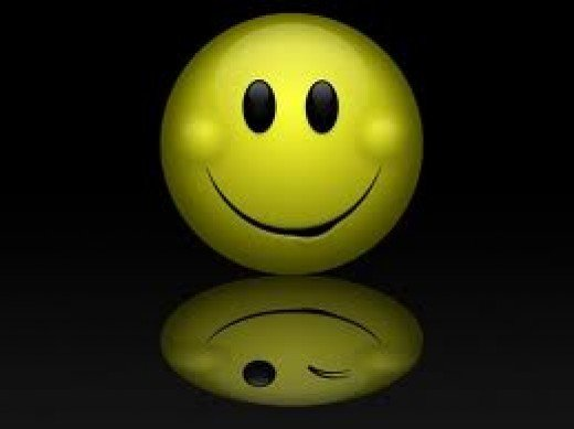 Put on a happy face. Find your passion for writing. Allow your  uniqueness to shine through. Enjoy revising older hubs