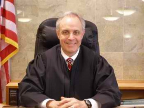 Judge Michael Haley of the 86 District Court, founder of Sobriety Court for Antrim, Grand Traverse and Leelanau Counties of Northern Michigan