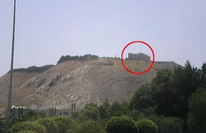 Assad's fortress