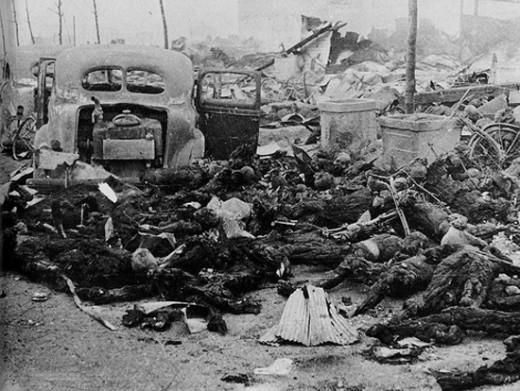 66,000 killed in Hiroshima