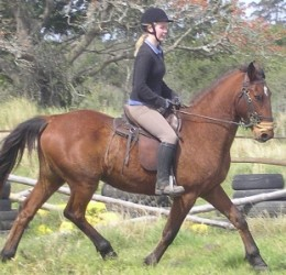 Learning to ride has many positive benefits