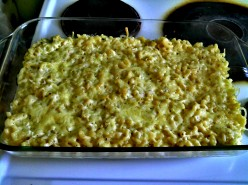 Yummy Macaroni and Cheese