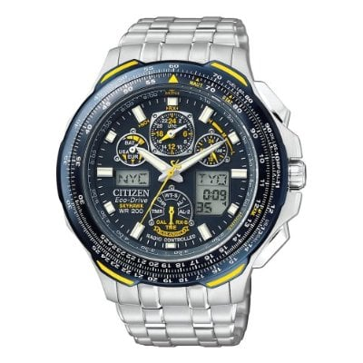 Men's | Blue Angels | Stainless Steel