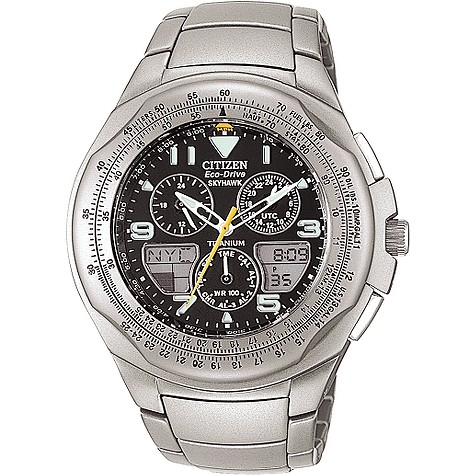 Men's | Titanium | Eco-Drive