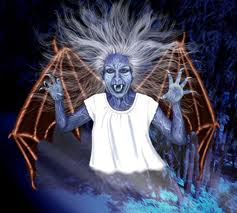 Aswang in one form