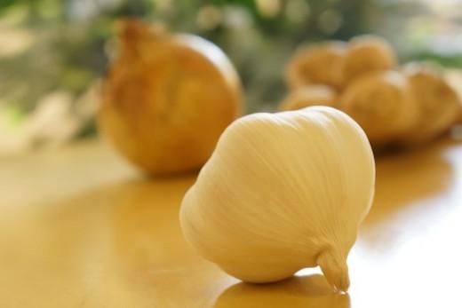 Garlic - Vietnamese spices