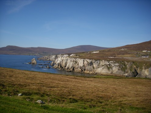 Atlantic Drive, Achill Island, a tranquil place to relax in Ireland.