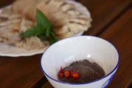 Mắm tôm - fermented shrimp paste