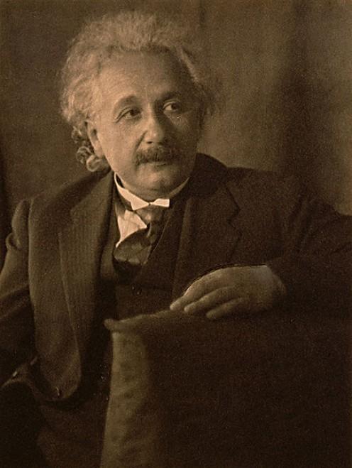 Albert Einstein: A Deeply Thoughtful Man