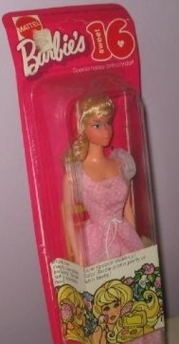 Sweet 16 Barbie! 1974