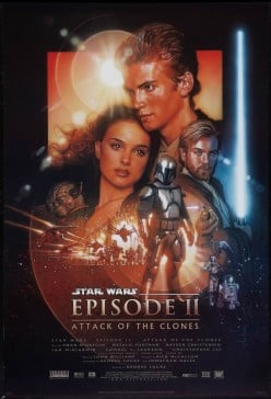 Star Wars II Attack of the Clones (2002) - An Illustrated Reference
