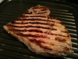 Lean meats are packed with protein to help alleviate stress.