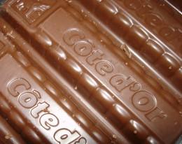 Chocolate helps increase serotonin to help you feel good.