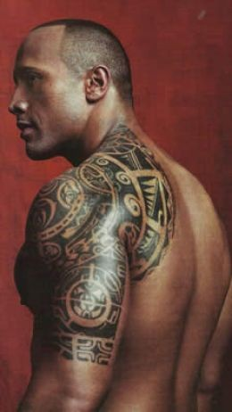 shoulder tribal tattoos tribal tattoos are the curent hot ticket item