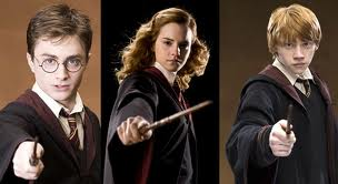 Harry, Hermoine, and Ron facing the Dark Lord AGAIN!