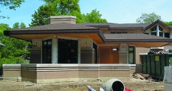 Characteristics of bungalow style houses for Prairie style house characteristics