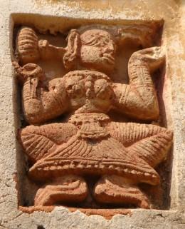 Gaudiya Nrittya; Shyam Ray temple, Vishnupur 1