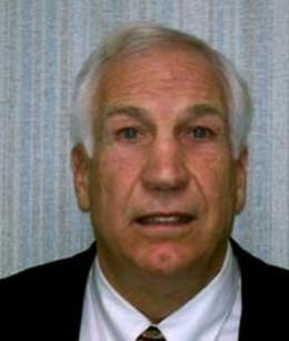 Ex-coach of Penn State Sandusky