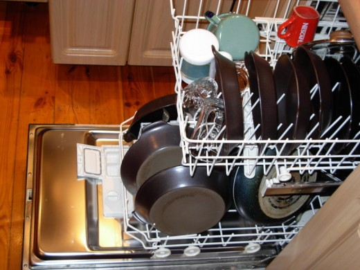 Water-Efficient Dishwasher