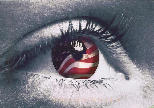 Proud to be an American I am!