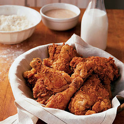 Some Nice Fried Chicken