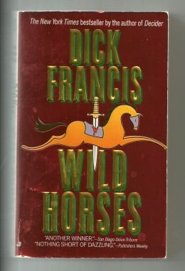"The New York Times' bestseller list included ""Wild Horses"" in 1994."