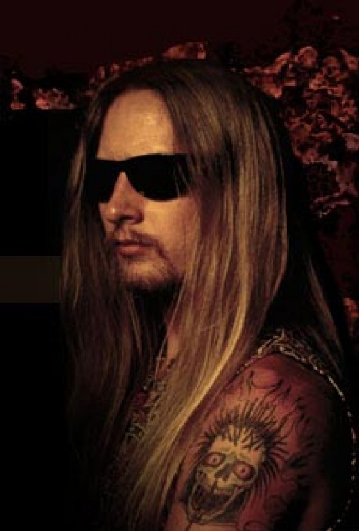 Jerry Cantrell   -  Lead Guitar/ Vocals