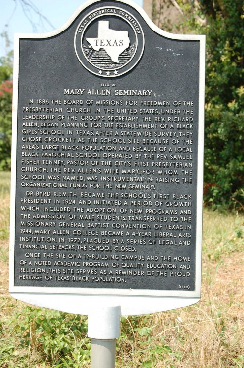 Search for historical markers while on your road trip.