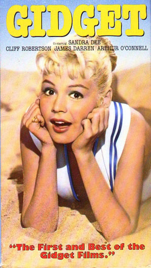 Sandra Dee, the original Gidget
